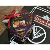"""Чай в музыкальной шкатулке Beta Tea Music Box """"Heart of Fruits """""""