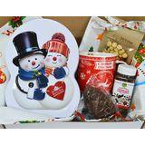 Новогодний подарок №3 из чая, пряностей и шоколада