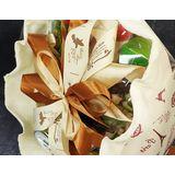 Оригинальный подарок женщине Прованс букет из конфет чая