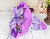 Оформление Букет Фиолетовый