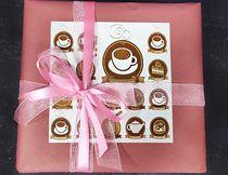 """Коробка розовая """"Хороший подарок"""", разные размеры"""
