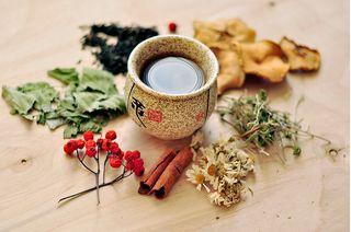 рецепты чай