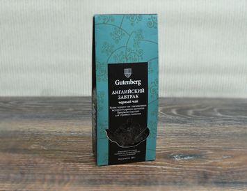 Черный чай Английский затрак 100 г