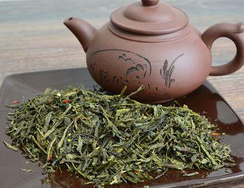 Чай зеленый Мохито