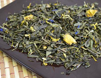 Чай зеленый Роза Венеции
