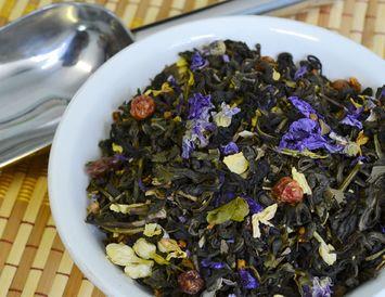 Чай зеленый Сокровища Японии