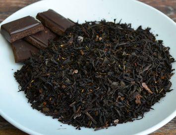 Чай черный Трюфель Мокко