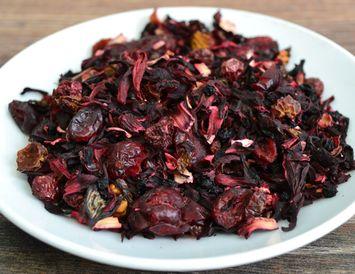 Травяной чай Вишневый пунш
