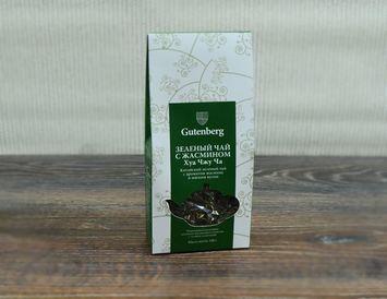 Зеленый чай с жасмином Хуа Чжу Ча 100г