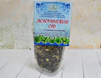 Чай зелёный со стевией, розмарином и лимонной травой