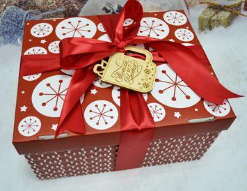 """Новогодний подарок """"Годовой запас кофе"""" 2250 гр."""