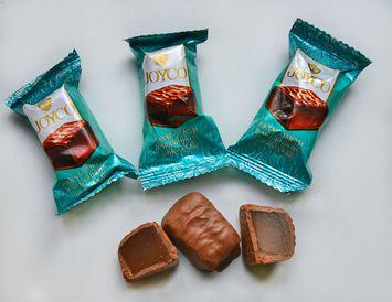 Рахат-лукум в молочном шоколаде JOYCO