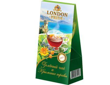 Чай зелёный с крымскими травами 50 гр.