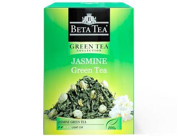 Чай зелёный с жасмином 100 г.