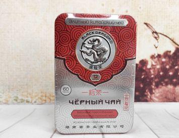 Чай чёрный прессованный китайский 60 г.