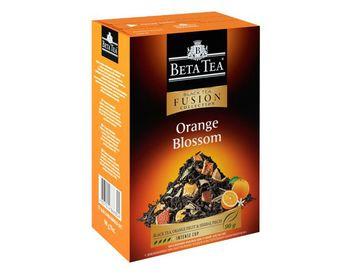 """Чай чёрный """"Цветущий апельсин"""" 90 г."""