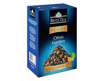 """Чай чёрный """"Цитрусовый сад"""""""