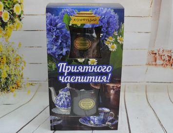 Набор из 2 видов чая с Жасмином и Улуном 100 г. - подарочный