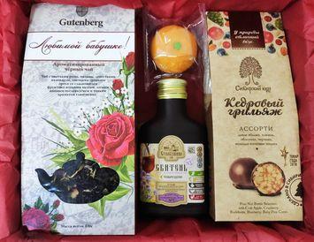 """Подарок для бабушки """"Полезный"""""""