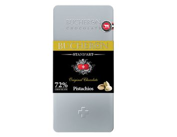 Шоколад Bucheron с фисташками 100 г