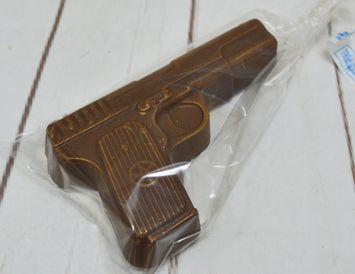 Шоколадный пистолет 70 г.