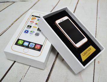 USB зажигалка iphone выдвижная
