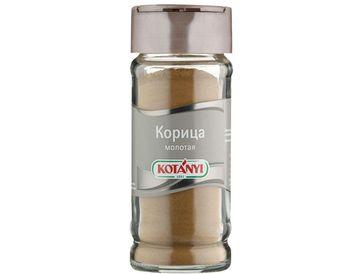 Корица молотая в солонке