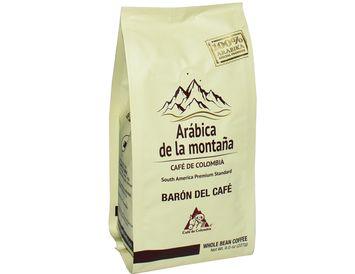 Кофе Арабика Де ла Монтана 227 г. упакован в Колумбии