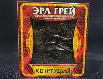 Чай чёрный Эрл грей 75 г.