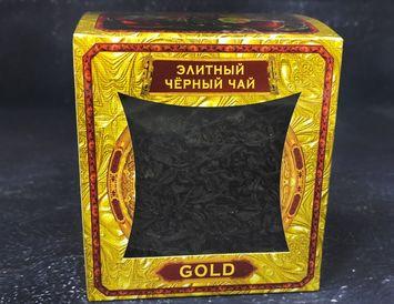 Чай чёрный элитный GOLD 75 г.