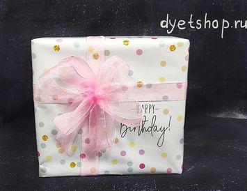 """Подарок """"Дольче россо"""" женщине на День рождения"""
