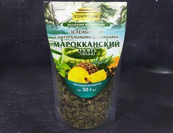 Чай зелёный Марокканский 50 г.
