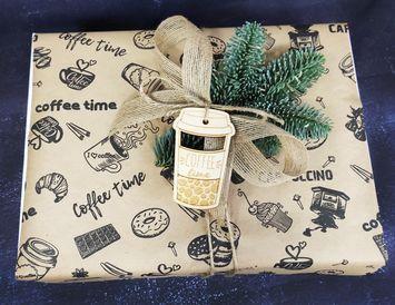 """Новогодний набор """"Кофе в подарок"""""""