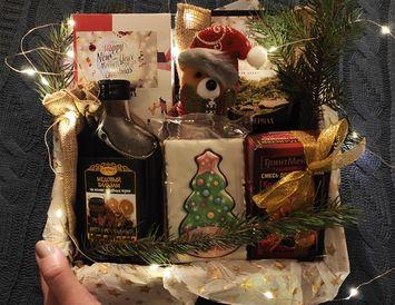 """Подарок на Новый год """"Tea-Coffee"""""""
