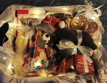 """Подарок на Новый год мужчине """"Пряная зима"""""""