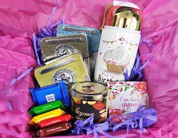 """Подарок женский на День рождения """"Авива розе"""""""