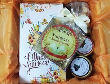 """Подарок на день учителя """"Осенний"""""""