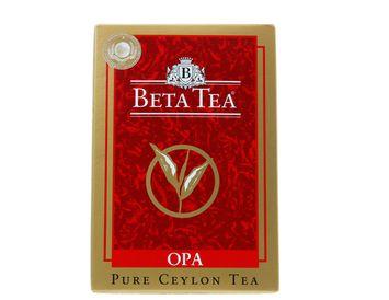 Чай чёрный крупнолистовой Beta 250 г.