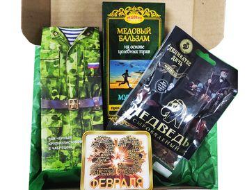 """Подарок на 23 февраля """"Лесной"""""""