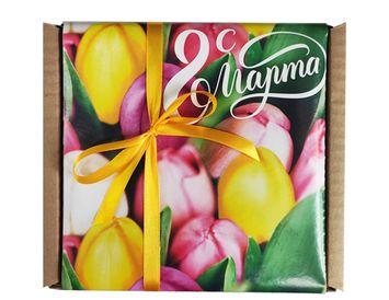 Вкусный подарочный набор на 8 марта