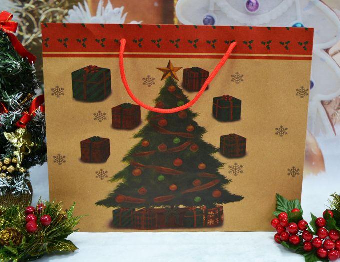 """Набор из 3 продуктов """"Посылка от Деда Мороза"""" - подарочный набор"""