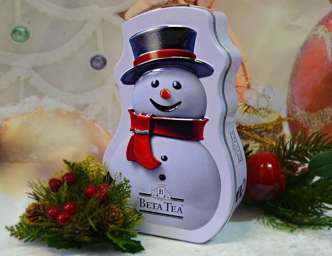 Beta Tea Снеговик 75 г.
