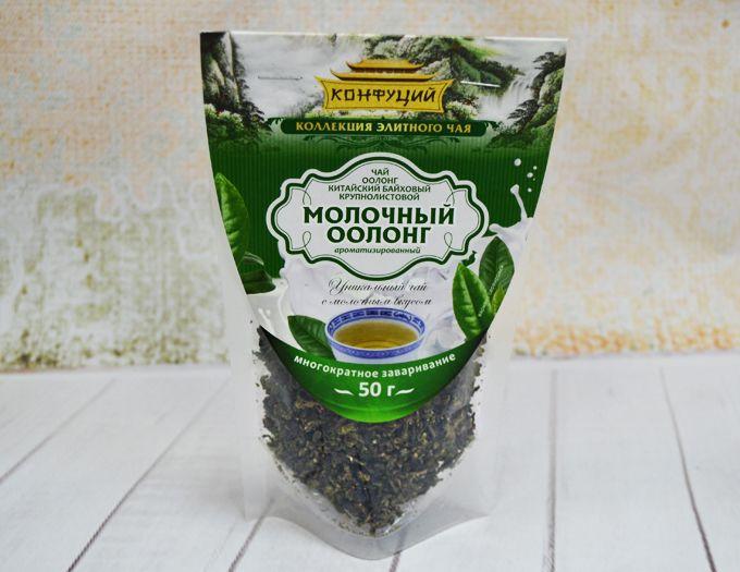 Чай Молочный оолонг  50 г.