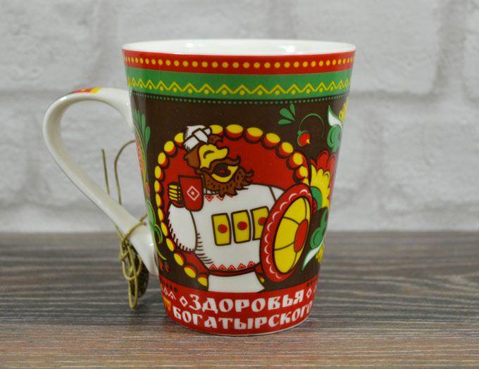 """Кружка """"Талисман здоровья"""""""