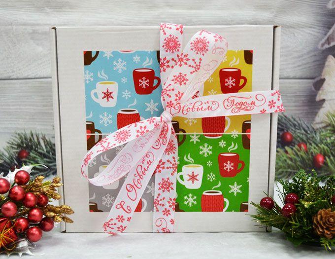 """Новогодний комплимент """"Согревающий"""" - подарочный набор"""