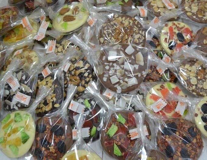 Шоколадные медианты 20 гр. АССОРТИ