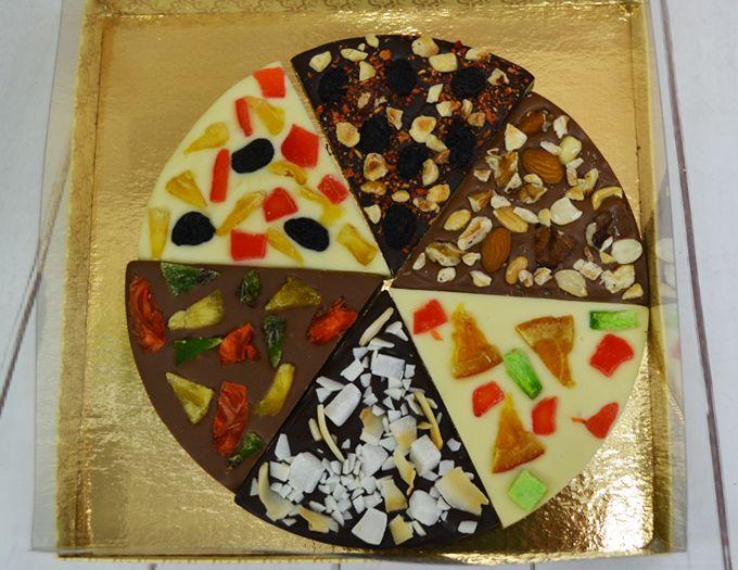 Шоколадная пицца 300 гр.