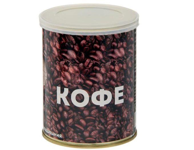 Набор для выращивания кофе в банке