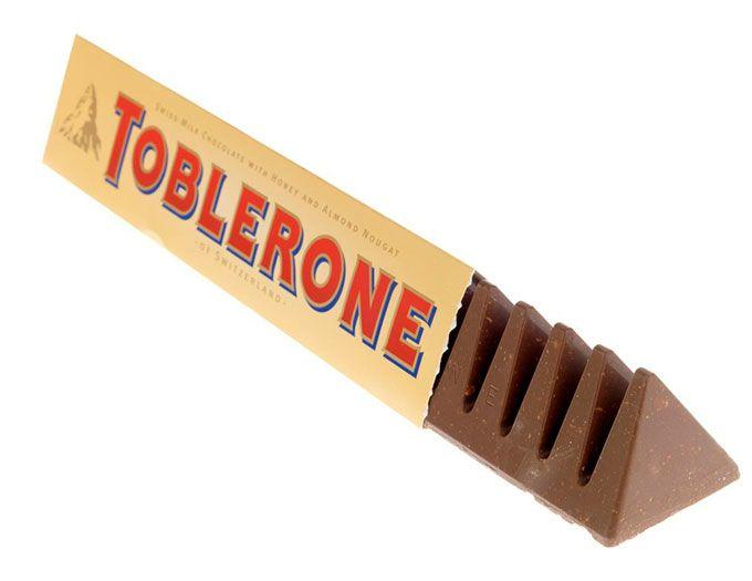 Шоколад Toblerone молочный 100 г.