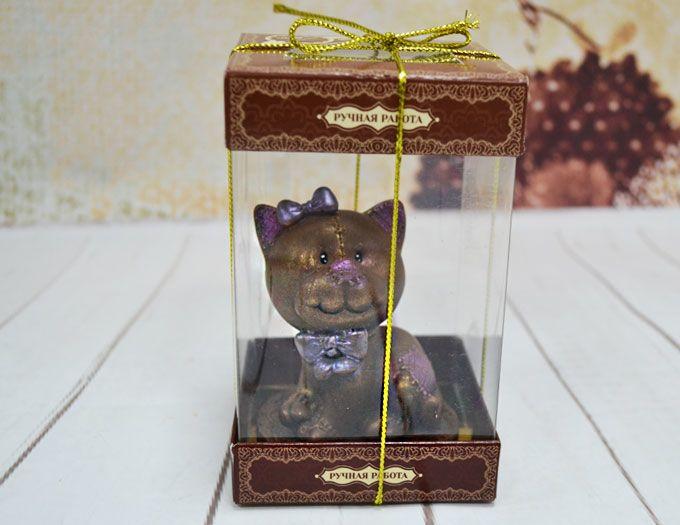 Шоколадный котенок 105г.